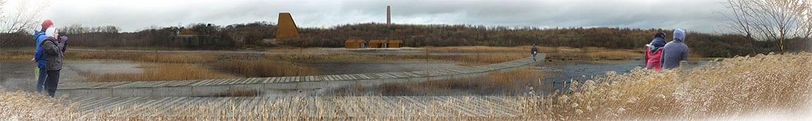 Cronton Colliery Lake