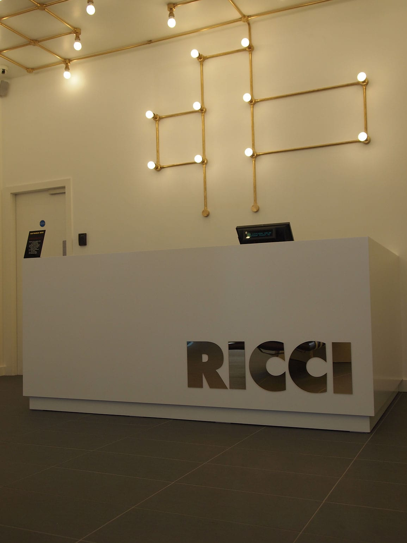 Ricci Shoe Shop Counter