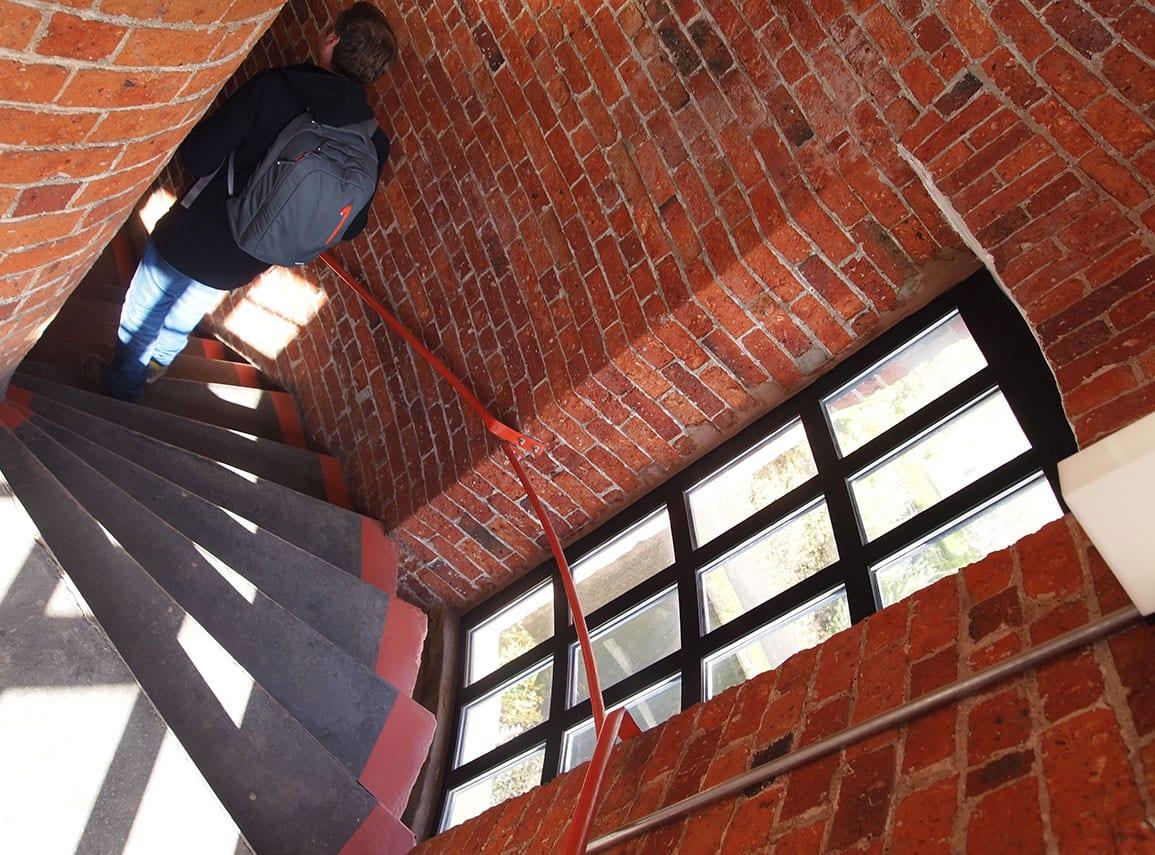 Castleton Mill Architectural Emporium Staircase