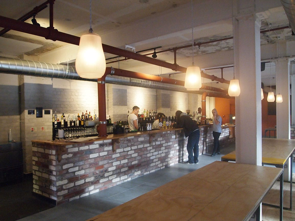 Pen Factory Bar and Restaurant