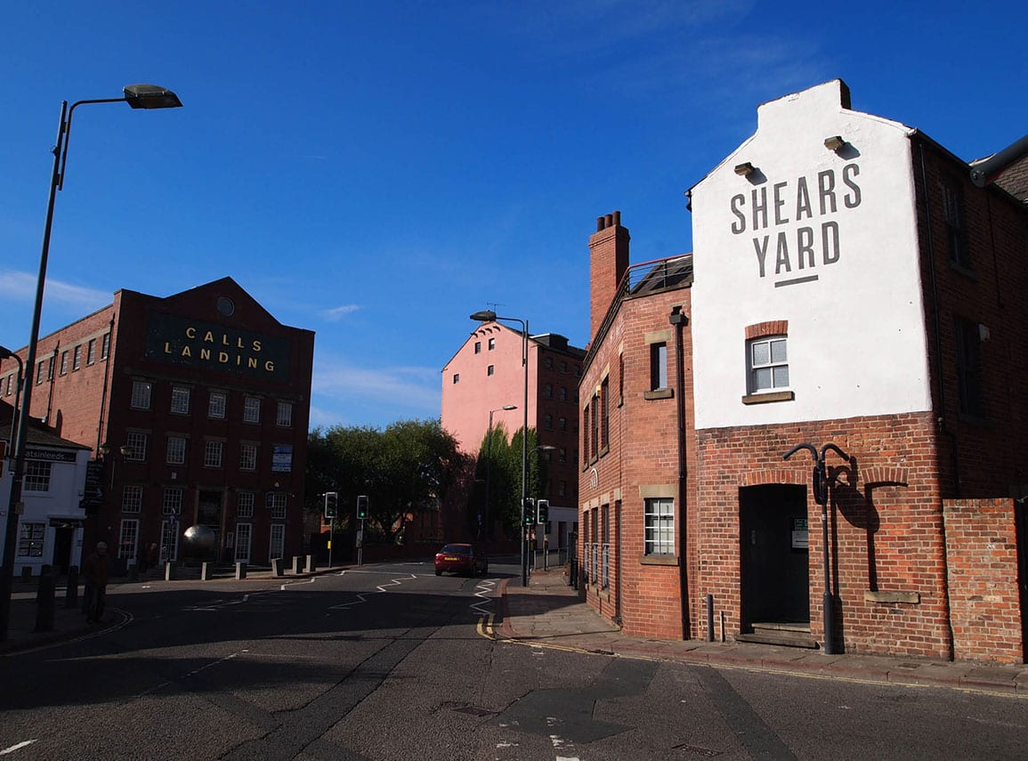 Shears Yard 187 Ae