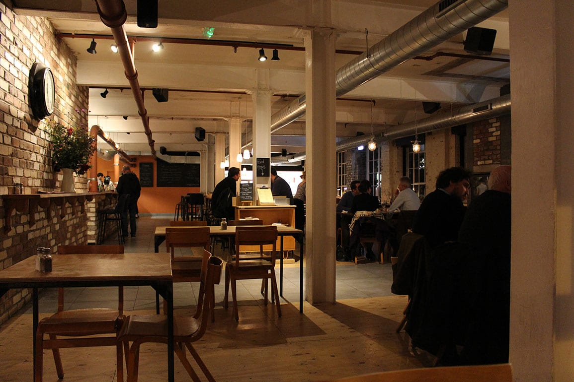 Pen Factory Bar Architectural Emporium View
