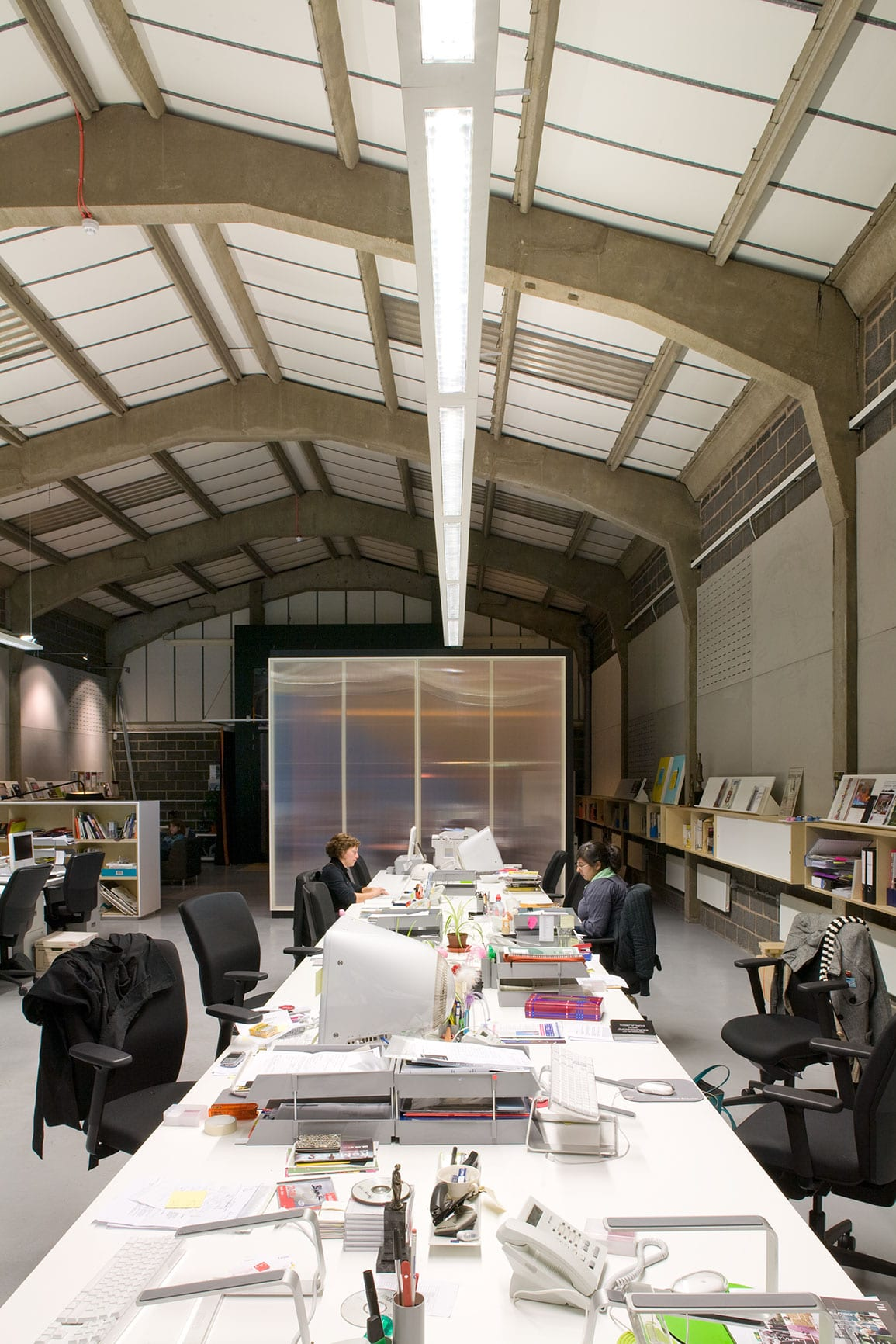 Liverpool Biennial Office Desks