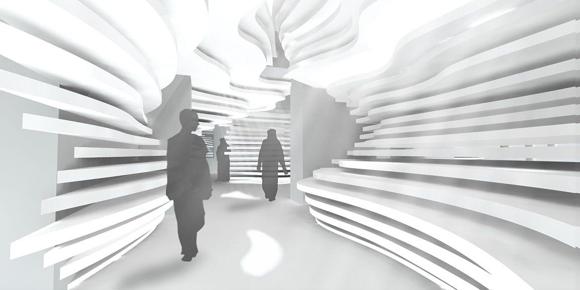 Qasr Al Hosn Interior Collage