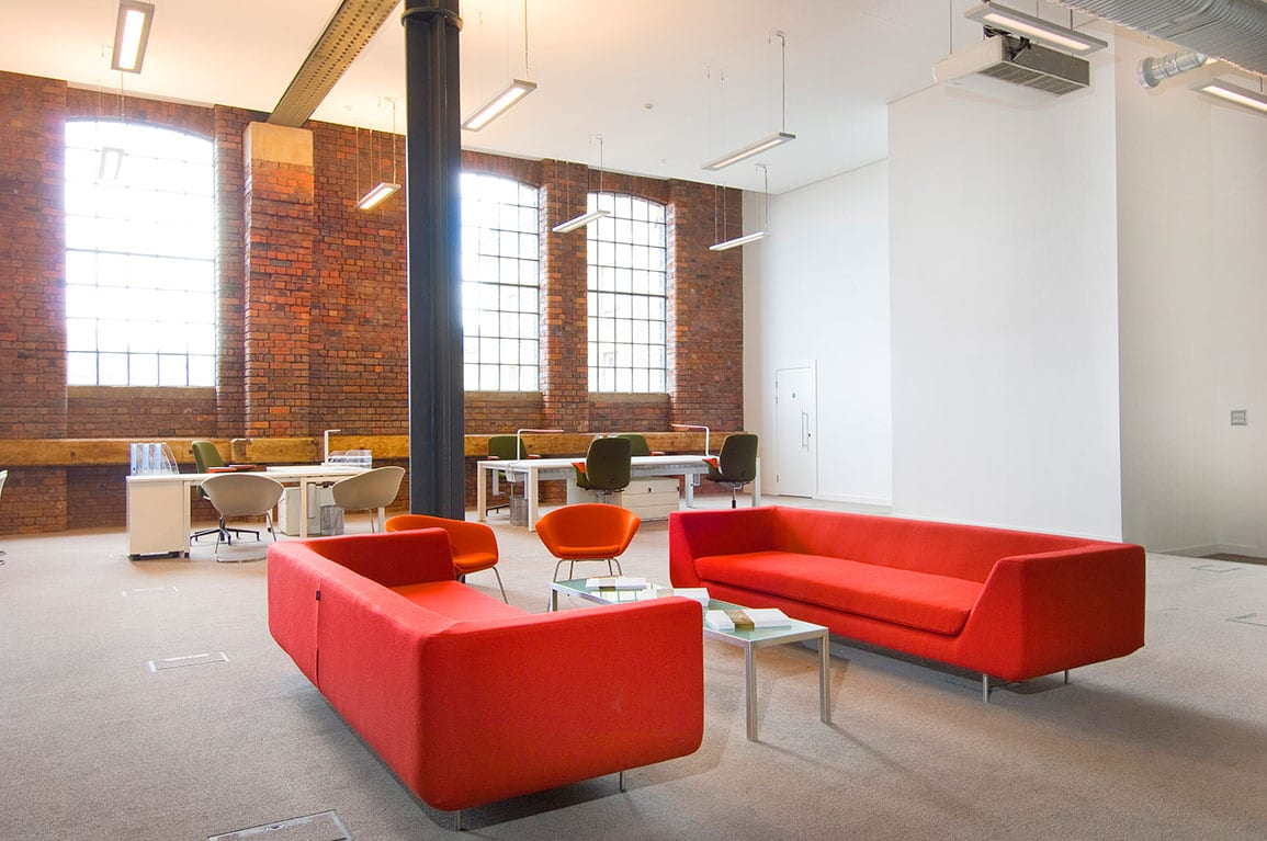 St Georges Quarter Office interior Phase 01