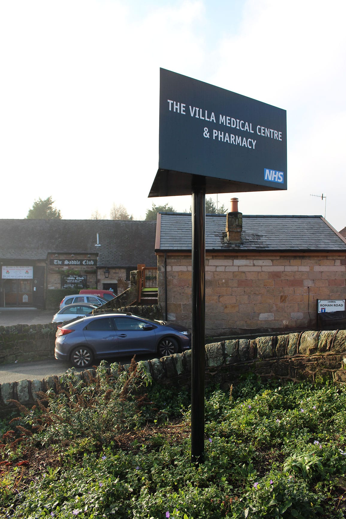 Villa Medical Centre Architectural Emporium Signage