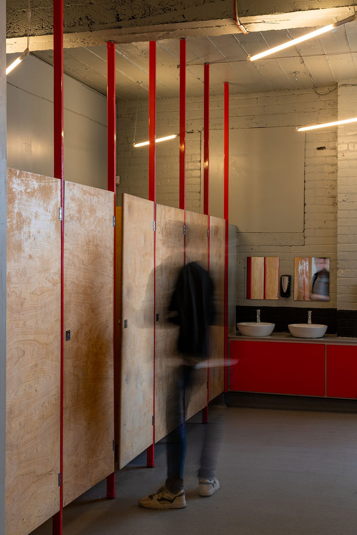 Camp and Furnace Architectural Emporium Toilets Photo: Matthew Westgate