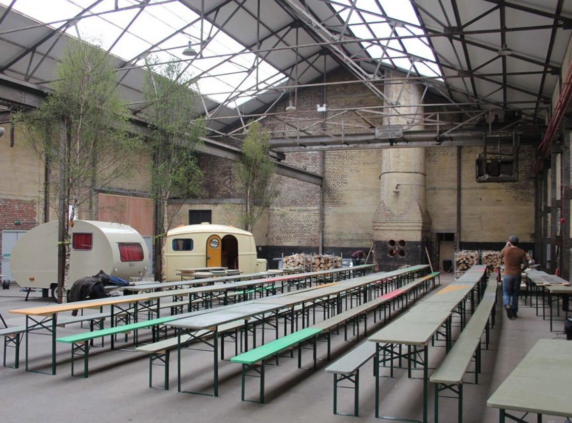 Camp and Furnace Interior