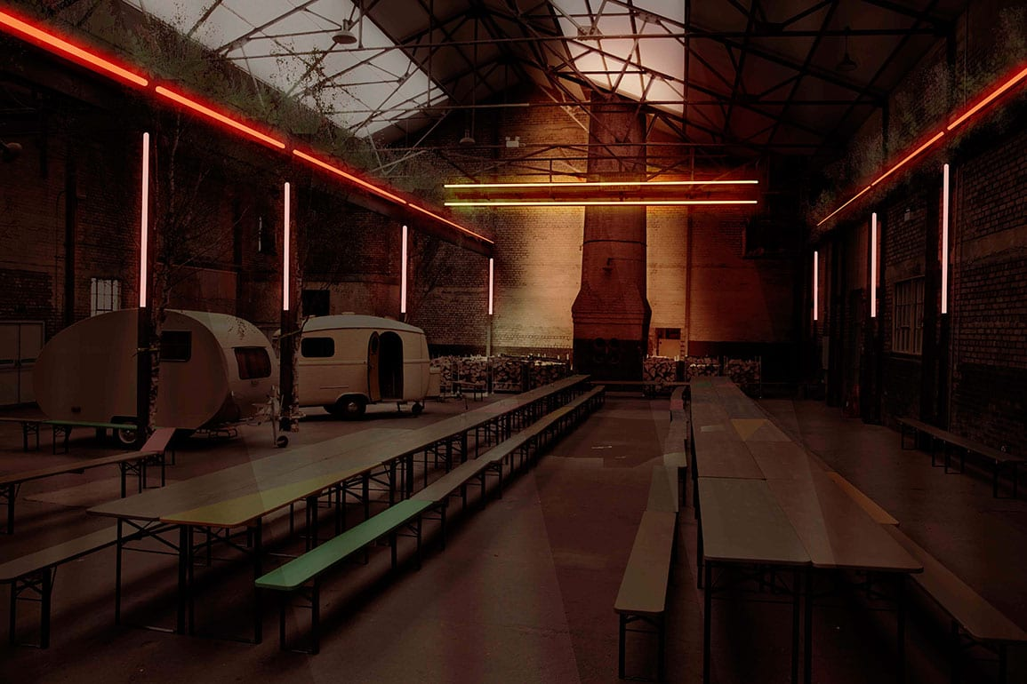 Camp and Furnace Visualisation Architectural Emporium Furnace