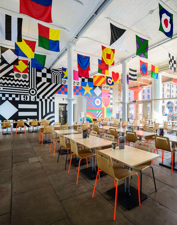 Tate Liverpool Architectural Emprorium