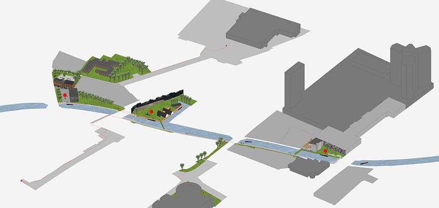 SAFE Bootle Masterplan Canal Transformation
