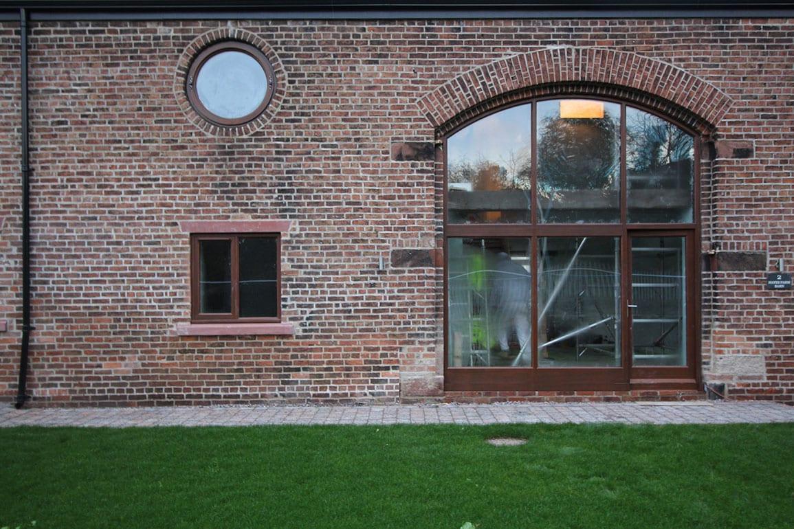 Heyes Farm Architectural Emporium Barn Conversion