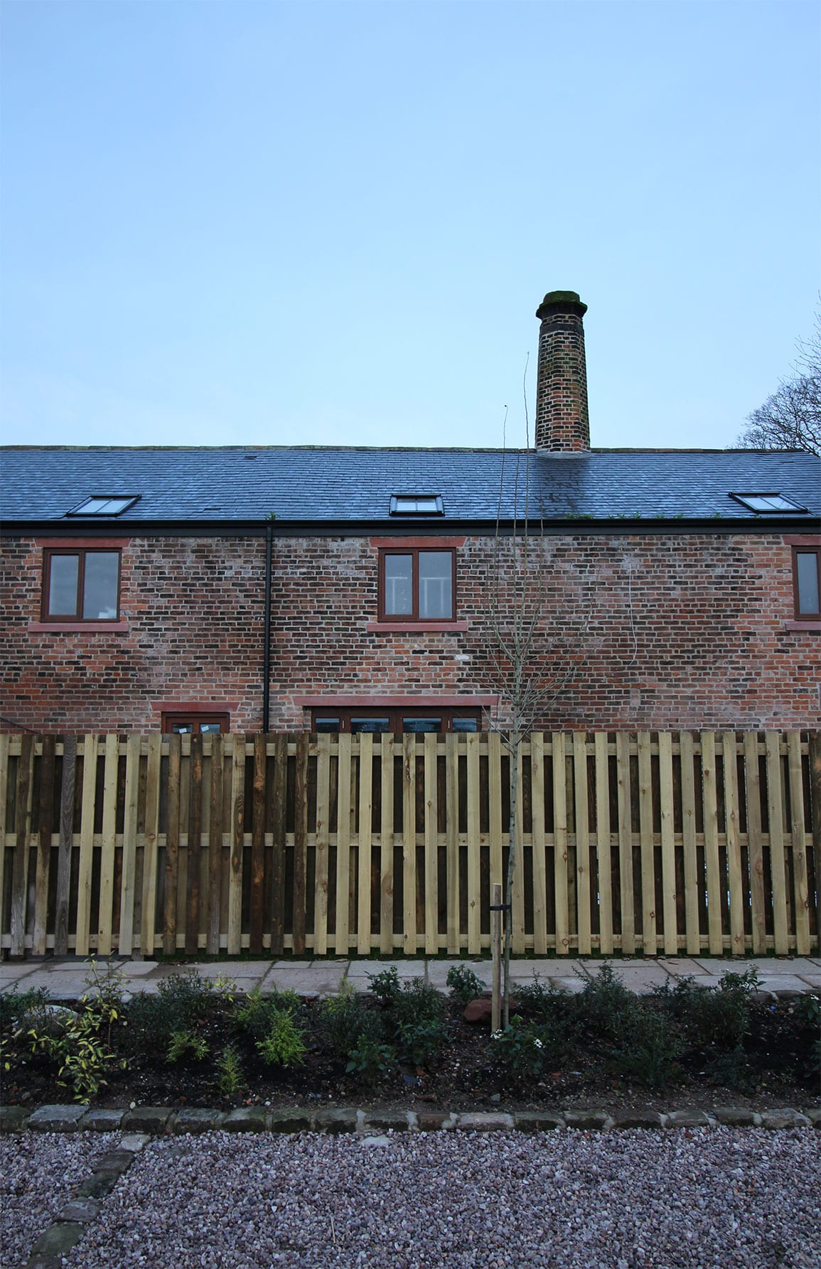 Heyes Farm Architectural Emporium Barn Conversion