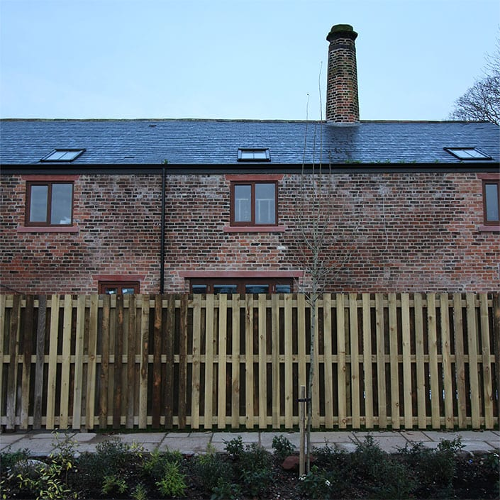 Barn conversion Architectural Emporium Heyes Farm Halewood Liverpool