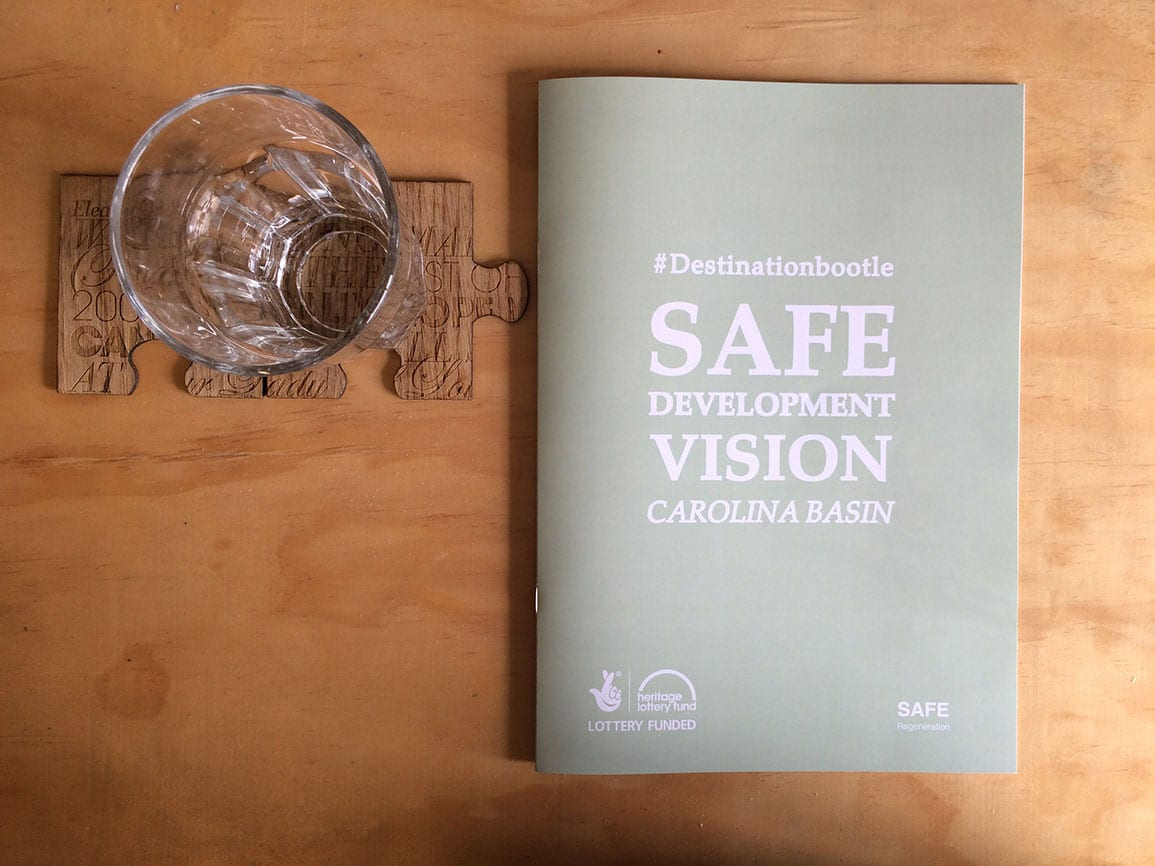 SAFE Carolina Basin Canal and River Trust Sefton Architectural Emporium