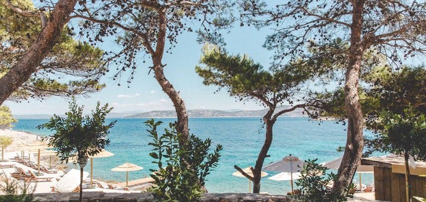 Obonjan Island Croatia Architectural Emporium Feasibility