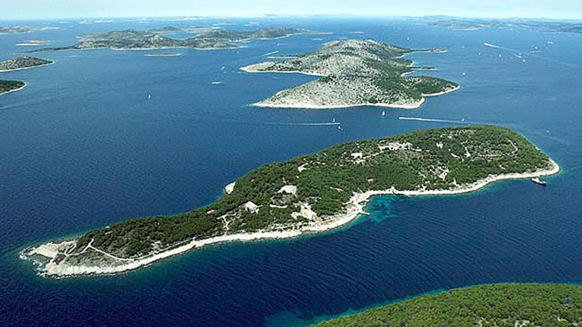 Obonjan Architectural Emporium Croatia Party Island Masterplan
