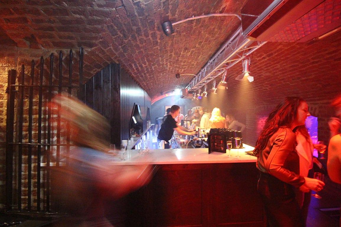 Architectural Emporium Heebie Jeebies EBGBS Bar