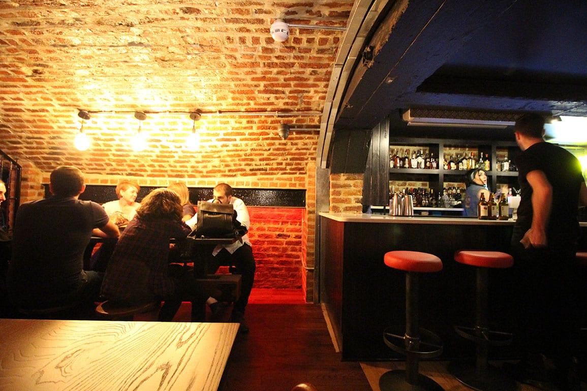 Architectural Emporium Heebie Jeebies EBGBS Bar Seating