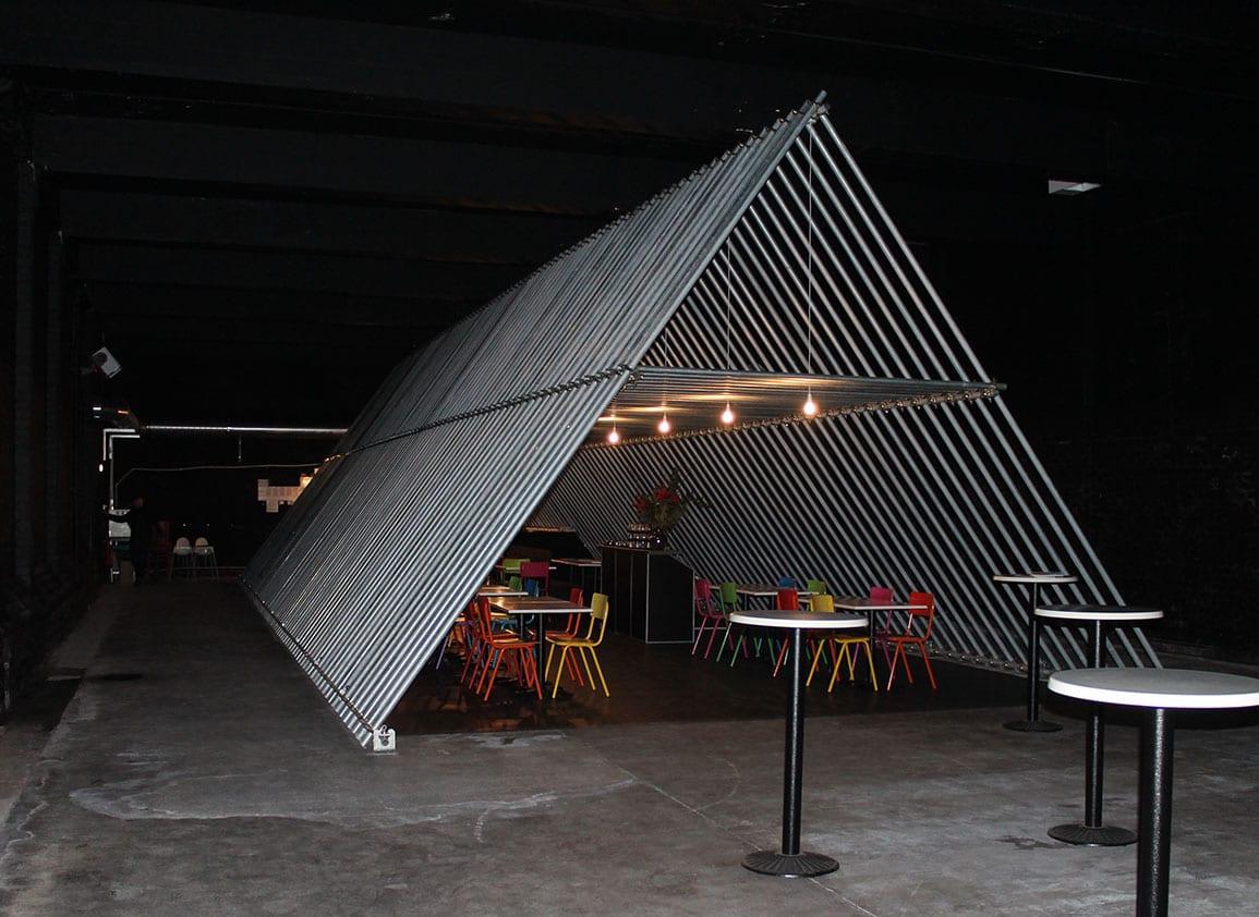 Asif Khan Restaurant Xiringuito