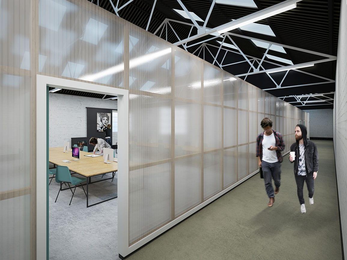 Architectural Emporium Northern Lights Mezzanine