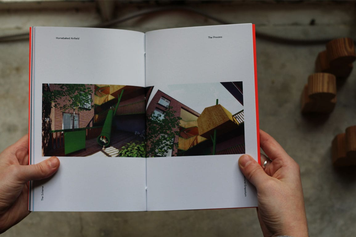 Architectural Emporium Homebaked Book