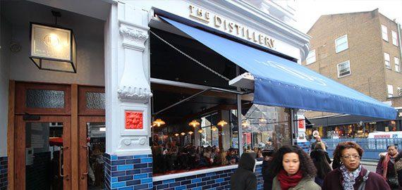 Portobello Rd London Distillery Portobello Road Gin Architectural Emporium