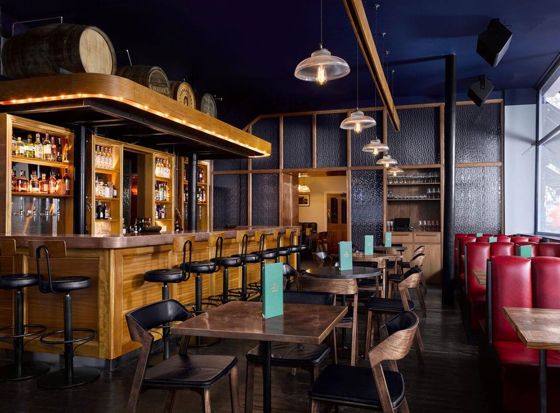 Portobello Rd Distillery Resting Room Architectural Emporium Gin