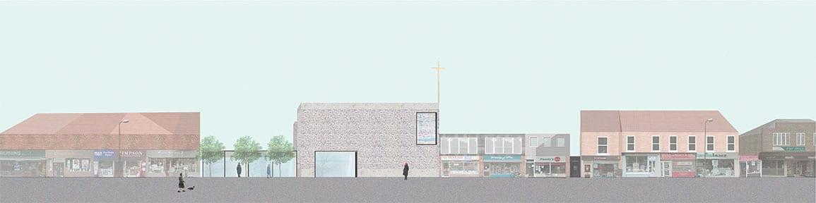 Church Architectural Emporium Design Proposal