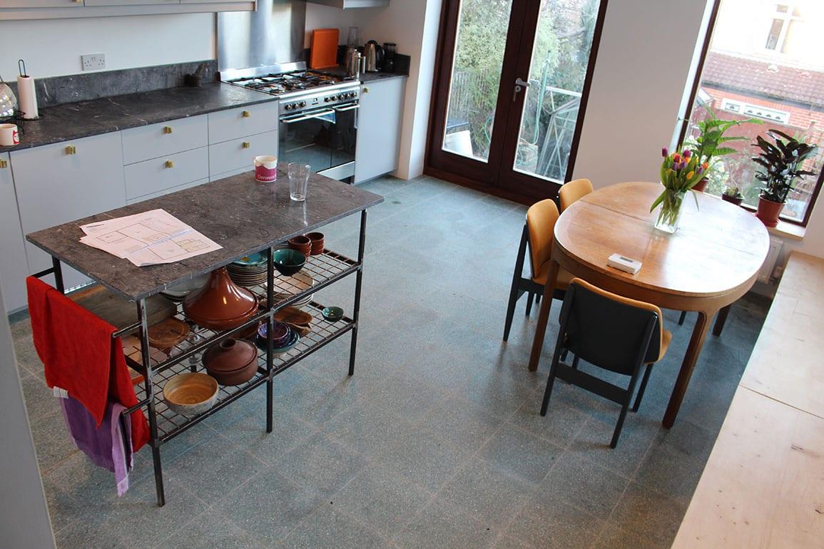 Bespole Kitchen House Extension Liverpool Architectural Emporium