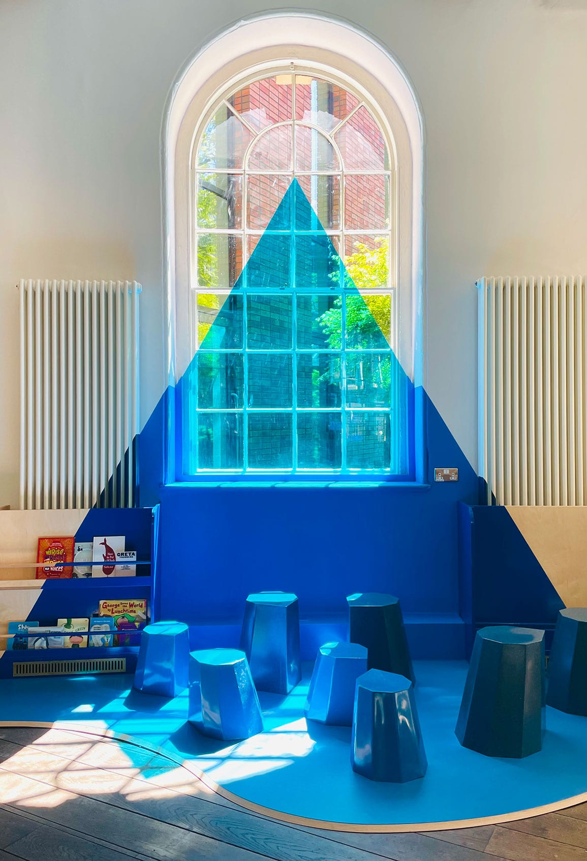 Bluecoat Hub Architectural Emporium Liverpool Arts Centre
