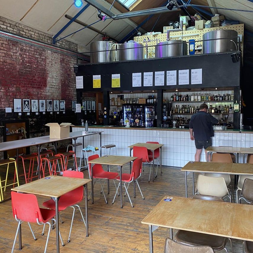 Handyman Supermarket Smithdown Road Liverpool Architectural Emporium Pub Brewery