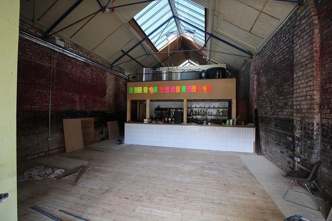 Architectural Emporium Handyman Supermarket Brewery Tap