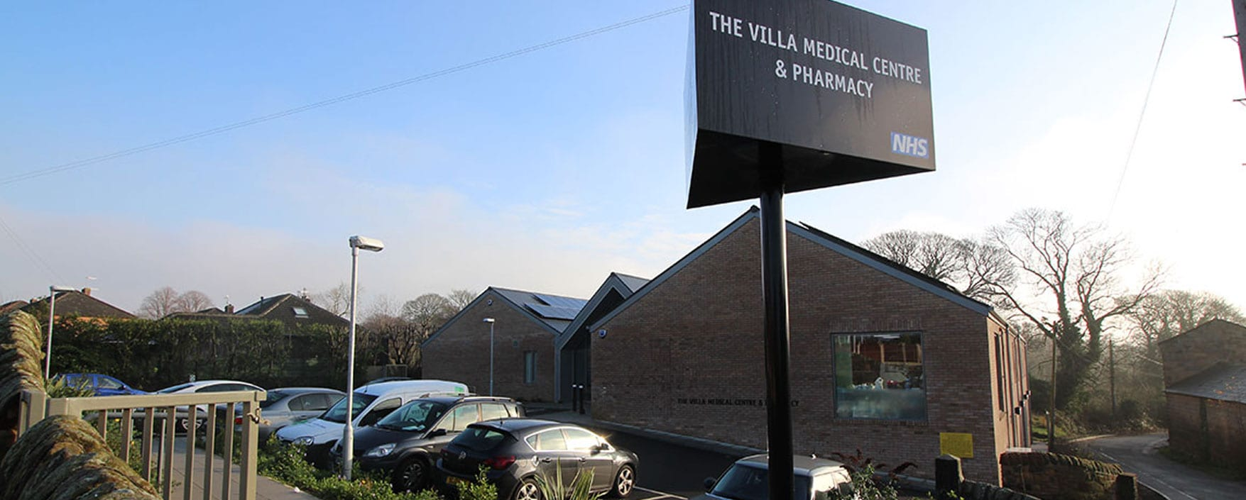 Villa Medical Centre Wirral Architectural Emporium