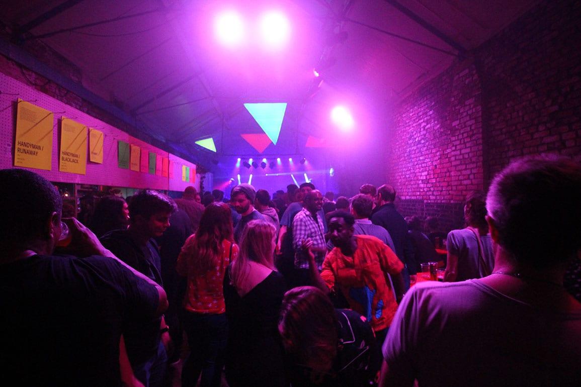 Handyman Gig Architectural Emporium Smithdown Road Festival