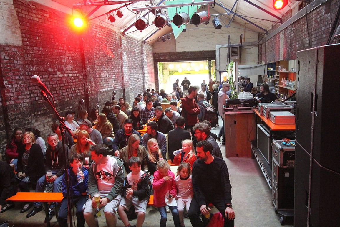 Handyman Comedy Architectural Emporium Smithdown Road Festival