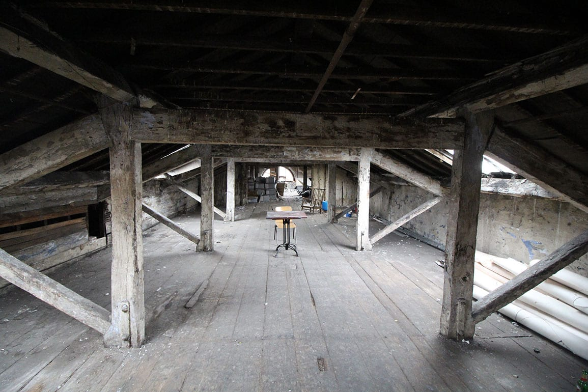 Islington Mill Architectural Emporium Site Photo