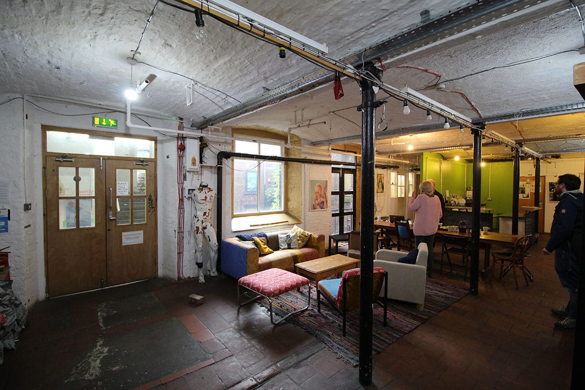 Islington Mill Architectural Emporium Site Photo