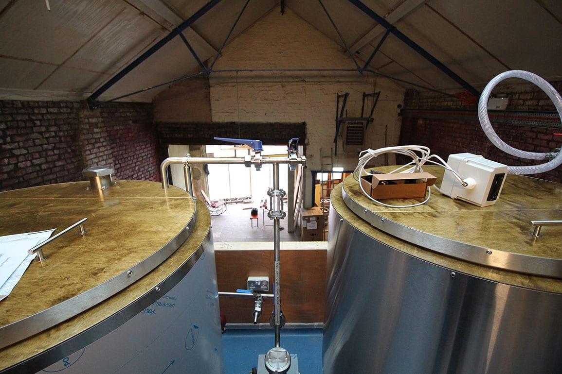 Handyman Supermarket brewery Architectural Emporium