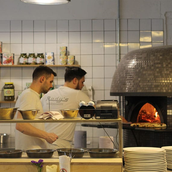 Rudy's 02 Architectural Emporium Pizzeria Manchester