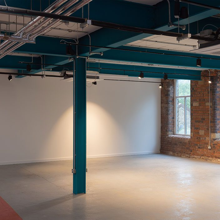 Global Grooves Architectural Emporium Colour Raw Space. Photo: Matthew Westgate