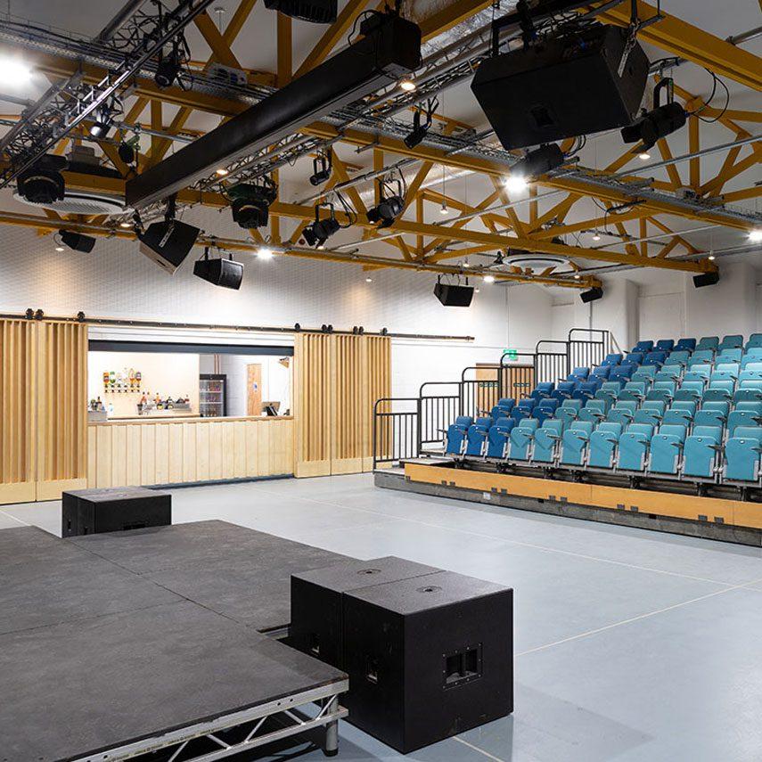 Global Grooves Architectural Emporium Theatre