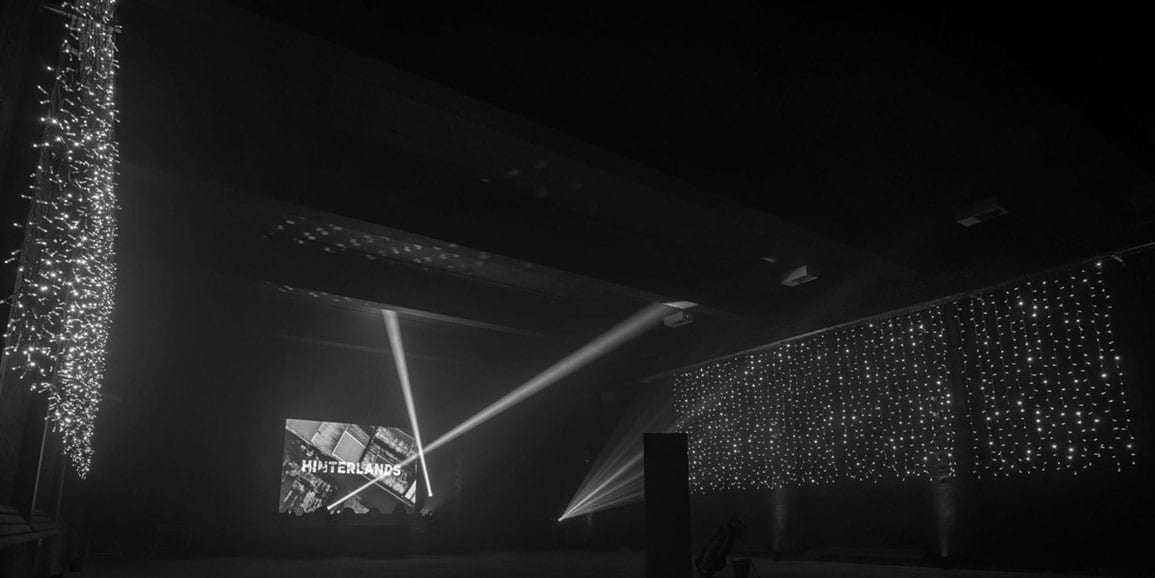 Hinterlands Architectural Emporium Liverpool Baltic Event Space