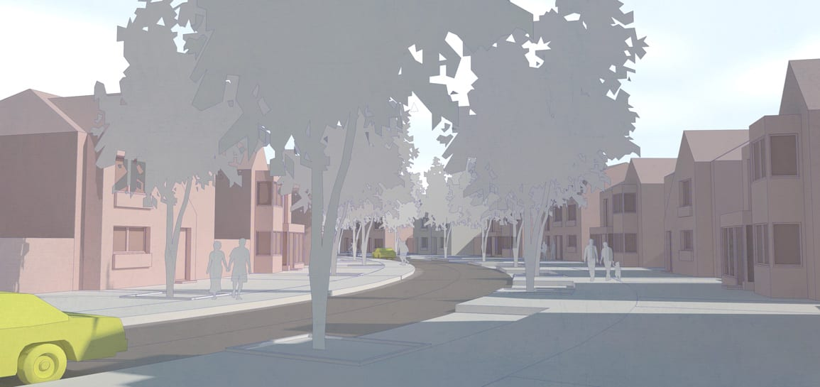 Ludlow Masterplan Elevate Architectural Emporium Housing