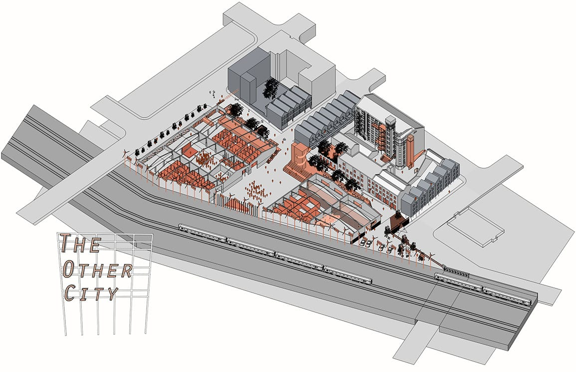 The Other City Islington Mill Architectural Emporium Masterplan Salford