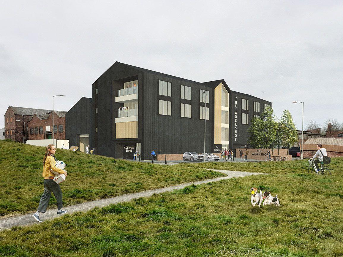 Everton Warehouse project Royal Court Architectural Emporium