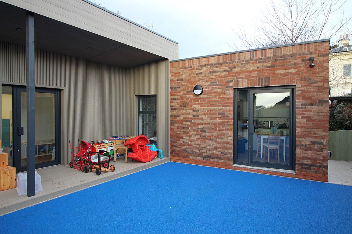 Pavillion Architectural Emporium Pre School