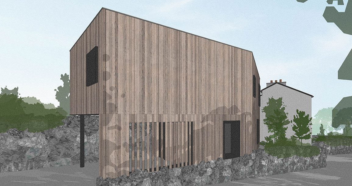 New Build Accessible Holiday Home Architectural Emporium